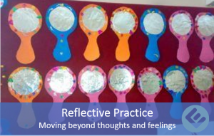 Reflective Practice: Moving beyond thoughts and feelings